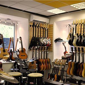 Музыкальные магазины Кронштадта