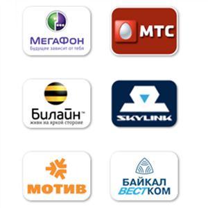 Операторы сотовой связи Кронштадта