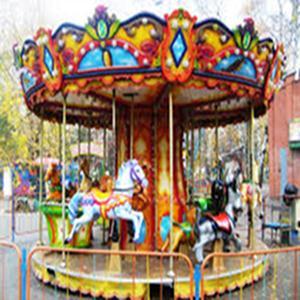 Парки культуры и отдыха Кронштадта