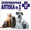 Ветеринарные аптеки в Кронштадте