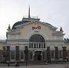 Железнодорожные вокзалы в Кронштадте