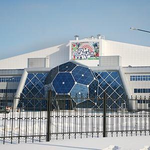 Спортивные комплексы Кронштадта